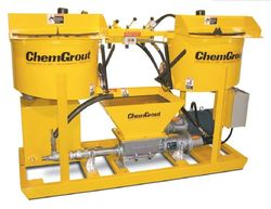 GROUTING MIXERS AND PUMPS IN THE ARABIAN GULF from Ace Centro Enterprises Abu Dhabi, UNITED ARAB EMIRATES