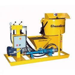 OFFSHORE GROUT PUMP ON RENT IN QATAR from Ace Centro Enterprises Abu Dhabi, UNITED ARAB EMIRATES