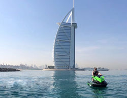 Marketplace for Burj al arab jet ski tour UAE