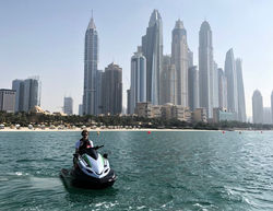 Marketplace for Mina seyahi jet ski tour UAE