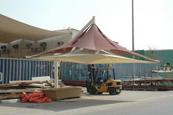 Marketplace for Metals car parking shades / aluminium car park sha UAE