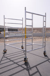Marketplace for Aluminium scaffolding UAE
