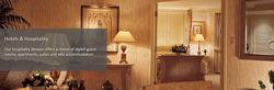 Hotels and Hospitali ...