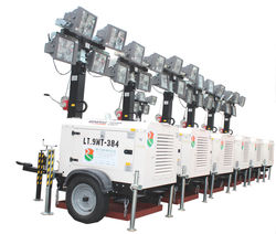LIGHTING TOWER HIRE  ... from Rts Construction Equipment Rental Dubai, UNITED ARAB EMIRATES