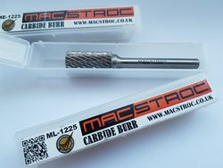 MACSTROC HEAVY DUTY CARBIDE BURRS A TYPE in UAE