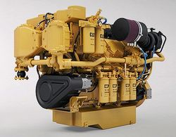 Marketplace for Auxiliary engines UAE