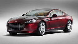 RAPIDE S in UAE