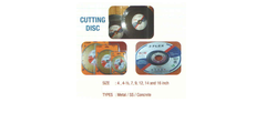 Cutting Disc supplie ... from Aerodynamic Trading Contracting & Services Doha, QATAR