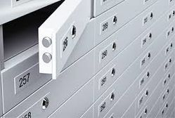 SAFETY LOCKER from Keepsecure Safety Deposit Vaults Rental Llc  Dubai,