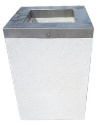 Precast Concrete Litter Bin Supplier in Dubai