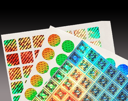 GENERIC HOLOGRAM STICKERS & FOILS from Mazan Holo Tech  Holography  Dubai,