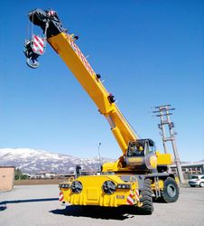 Marketplace for Locatelli mobile cranes UAE