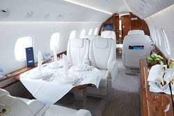 Marketplace for Private jet embraer legacy 650 UAE