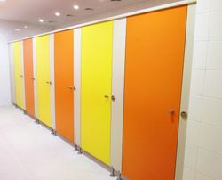 Marketplace for Washroom cubicles UAE