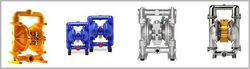 Air Operated Diaphragm Pump from Nutec Overseas Fze Sharjah, UNITED ARAB EMIRATES