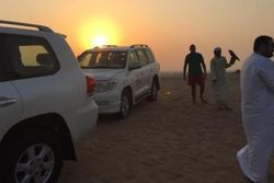 Abu Dhabi Desert Safari, Tourism marketplace