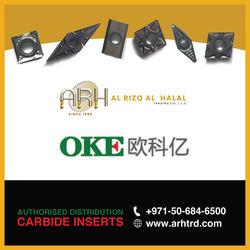 Marketplace for Oke carbide inserts  UAE