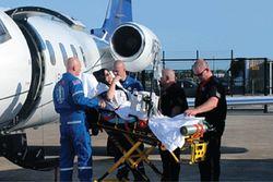 Air Ambulance From Air Charter International | Ai
