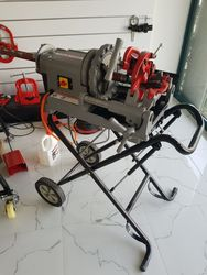 PIPE THREADING MACHINE MACSTROC - FLARE.2C in UAE