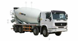 Dubai SMIX Concrete Transit Mixing Drums from House Of Equipment Llc  Dubai,