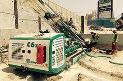 Marketplace for Ground anchors for retaining of deep excavations UAE