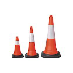 ROAD SAFETY CONES from Alliance Group Abu Dhabi, UNITED ARAB EMIRATES