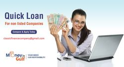 Marketplace for Fastest loan offer from classic finance company UAE