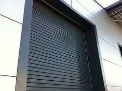 INDUSTRIAL DOORS from Hmi Building Material Trading Dubai, UNITED ARAB EMIRATES