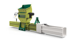 polystyrene recycling by using machine zeus-c200