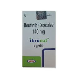 ibrunat 140 mg ibrutinib capsule