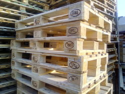 euro wooden pallets-0555450341