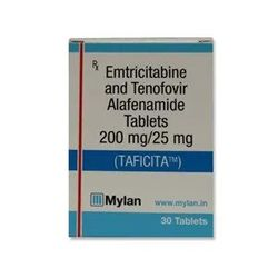 taficita tablet - generic hiv medicine