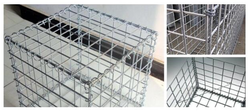 Welded Type Gabion B ... from Admax Total Security Solution   Dubai, UNITED ARAB EMIRATES