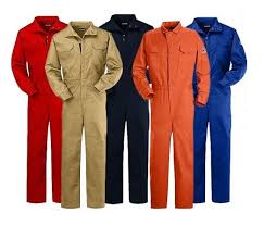 Nomex Coveralls from Uruguay Group Of Companies   Abu Dhabi,