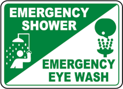 Emergency Eye Wash a ... from Uruguay Group Of Companies  Abu Dhabi, UNITED ARAB EMIRATES