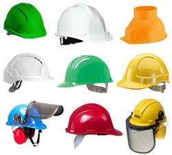 SAFETY HELMETS from Uruguay Group Of Companies   Abu Dhabi,