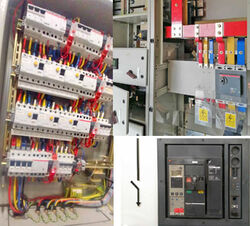 Electrical Power Dis ... from Controltek Electromechanical (all Over Uae) Dubai, UNITED ARAB EMIRATES