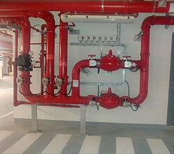 Fire Fighting System ... from Controltek Electromechanical (all Over Uae) Dubai, UNITED ARAB EMIRATES