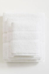 White Plain Towel from  Lahore, Pakistan