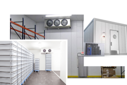 Marketplace for Cold storage units UAE