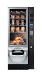 Hot Food Vending Machines From Jora Vending Machines Llc | Jo
