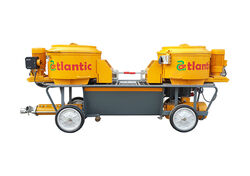 CEMENT PLASTER MACHINE from Ace Centro Enterprises Abu Dhabi, UNITED ARAB EMIRATES