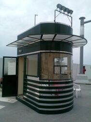 VIP Security Cabins from Liberty Building Systems Fzc Sharjah, UNITED ARAB EMIRATES