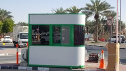 Marketplace for Security cabins UAE