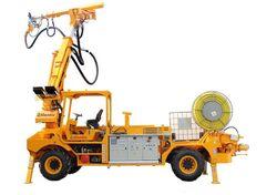 ROBOTIC SPRAY ARM FOR SHOTCRETING from Ace Centro Enterprises Abu Dhabi, UNITED ARAB EMIRATES
