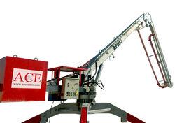 CONCRETE PLACEMENT BOOM from Ace Centro Enterprises Abu Dhabi, UNITED ARAB EMIRATES