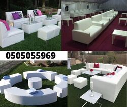 sofa rental 05050559 ... from Wedding Tents Rental Sharjah, UNITED ARAB EMIRATES