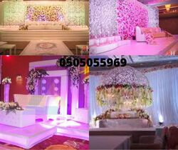 Wedding Stages rental 0505055969 from Car Parking Shades ( Al Muzalaat ) Sharjah, UNITED ARAB EMIRATES