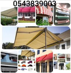 AWNINGS SUPPLIERS 0543839003 from Car Parking Shades ( Al Muzalaat ) Sharjah, UNITED ARAB EMIRATES