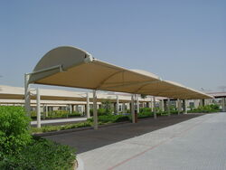 Marketplace for Tensile fabric structures UAE